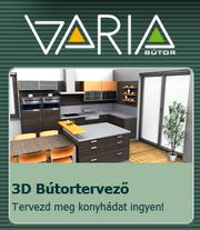 Varia Bútortervező program